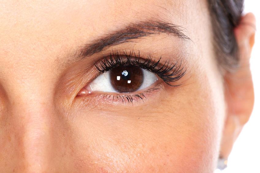 Schöne Augen sind faszinierend